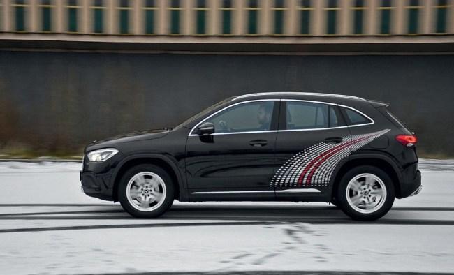 37018 Mercedes-Benz GLA: Провал или нет. Mercedes GLA-Class (H247)