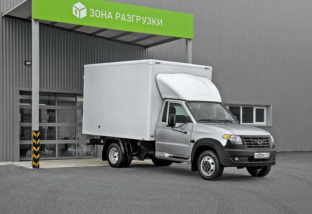 37459 Взял новый УАЗ-Профи «Полуторка»: рассказываю, почему он не конкурент «ГАЗели»