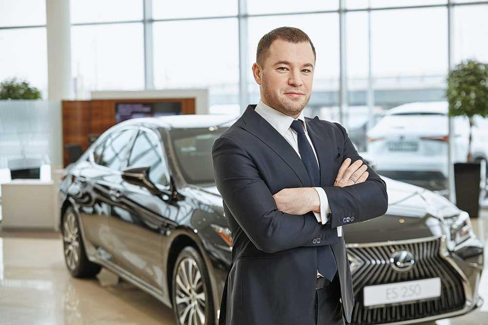 Топ-менеджер рассказал, как Lexus ведет бизнес в России