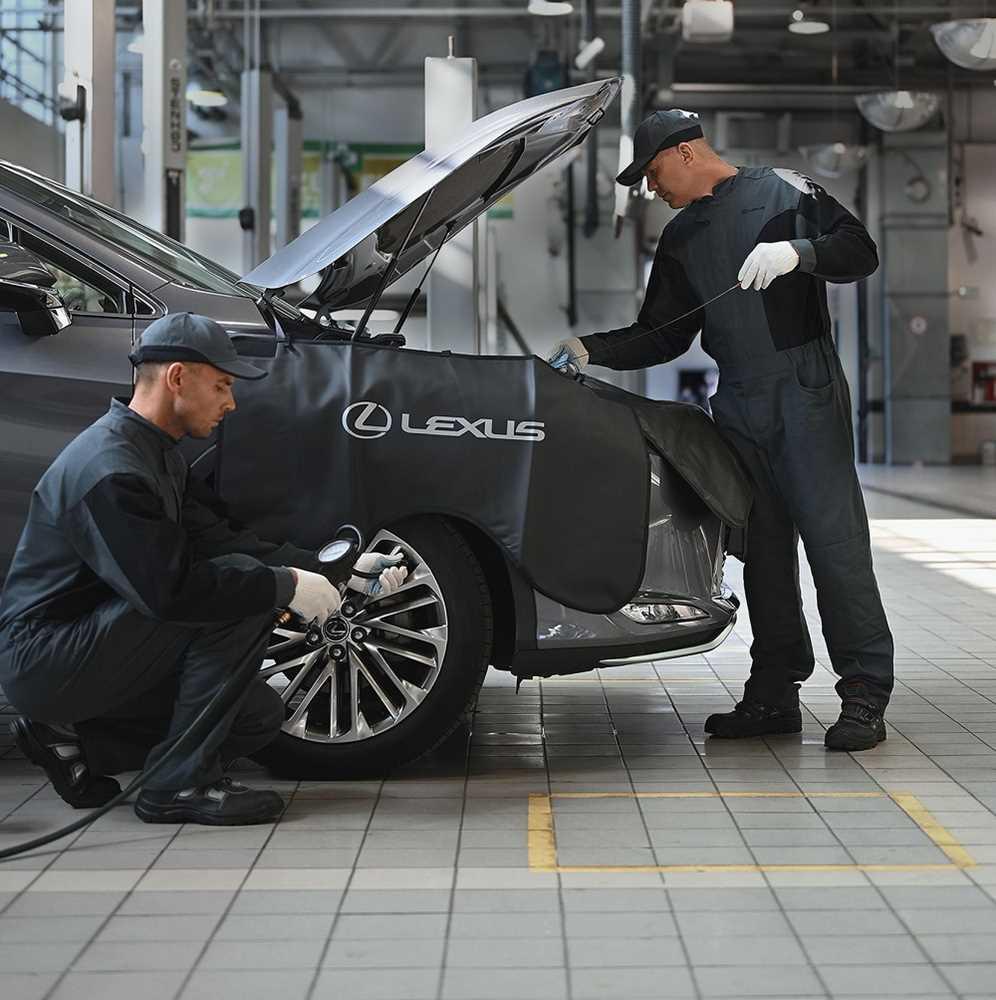 Почему владельцы Lexus обслуживают машины у дилера: названы главные причины