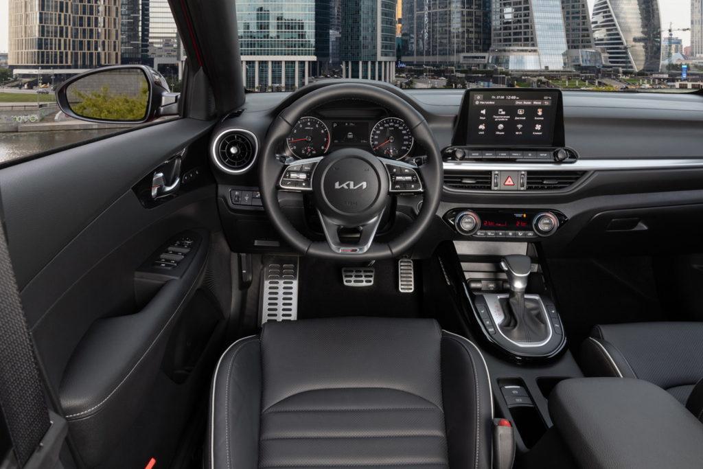 Обновленный Kia Cerato: названы цены для России